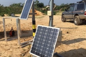 Solar Siren and Camera - Mobile