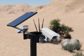 מצלמה סולארית וסלולרית